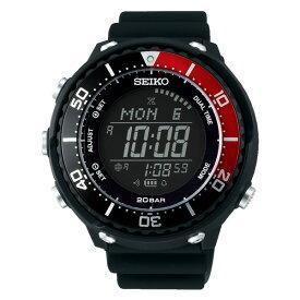 (10月新商品)(国内正規品)(セイコー)SEIKO 腕時計 SBEP027 (プロスペックス)PROSPEX メンズ フィールドマスター LOWERCASE プロデュースモデル(シリコンバンド ソーラー デジタル)(快適家電デジタルライフ)
