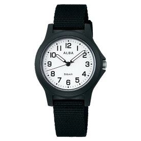 (国内正規品)(セイコー) 腕時計 SEIKO AQQK406 (アルバ クオーツ)ALBA QUARTZ レディース(ナイロンバンド クオーツ アナログ)(快適家電デジタルライフ)