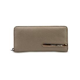 POLICE(ポリス) METALLIC 二つ折り財布 PA-56902-60(グレー)【正規輸入品】 '【メンズ小物】【快適家電デジタルライフ】