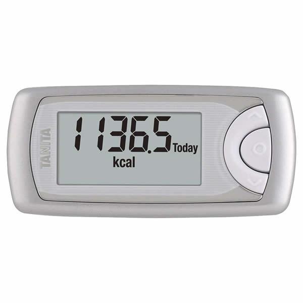 TANITA(タニタ) 【活動量計】 カロリズム AM-161 シルバー [AM161] 【Bluetooth対応】【体組成計と連携】【快適家電デジタルライフ】