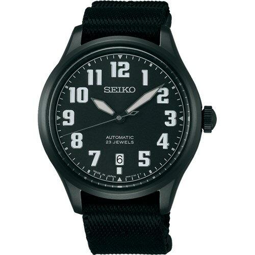 【国内正規品】 SEIKO(セイコー)【腕時計】 SCVE039 SPIRIT SMART[スピリットスマート]【限定モデル】【メカニカル 自動巻(手巻つき) ナイロンバンド アナログ メンズ】【快適家電デジタルライフ】