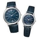 【国内正規品】 【セット】 CITIZEN(シチズン) 【腕時計】 AR4001-01L・EX2071-01L EXCEED[エクシード]【ペアウォッチ】 [A...