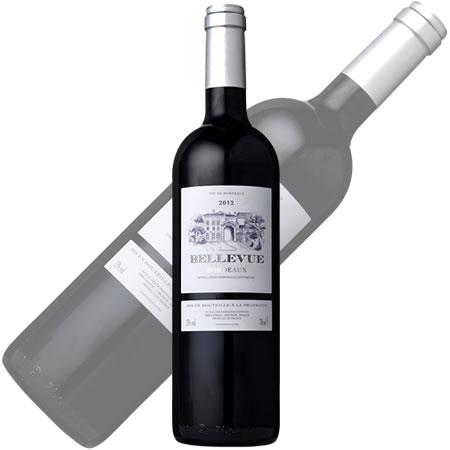 シャトー ベルヴュー 2012 750ml 赤ワイン フルボディ