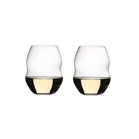 リーデル スワル ホワイトワインタンブラー「2個セット」 【450/33】【ワイングッズ / ワイングラス】★ペアセット★【正規品】