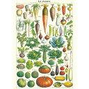 Cavallini&Co 輸入包装紙 ラッピングペーパー ジャルダン野菜柄・植物柄・輸入包装紙スクラップブッキング・ポスタ…