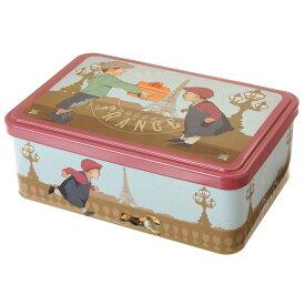 ラ・トリニテーヌ ヴィンテージ缶輸入お菓子 フランス製・ティン缶入り・ガレット・パレ・ビスケット・洋菓子