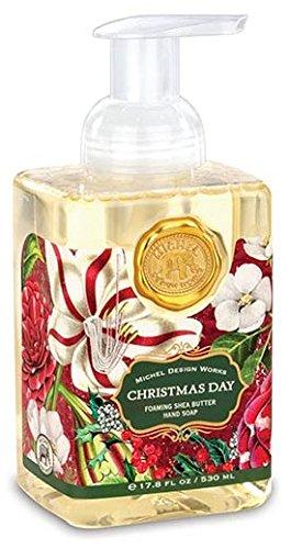 Michel Design Works シアバターリキッドソープ【クリスマスデイ】香り:ウィンターフローラル(バルサム・グローブ・トフィー) ハンドソープ・キッチンソープ・液体石鹸ミッシェルデザインワークス
