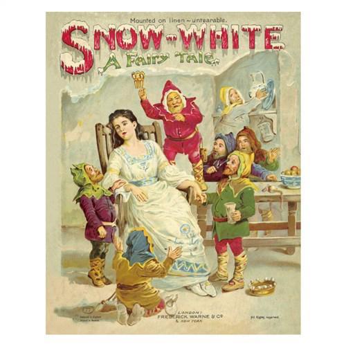 PRINCESS MUSEUM ミニ復刻本 白雪姫 SNOW WHITE A FAIRY TALE・白雪姫