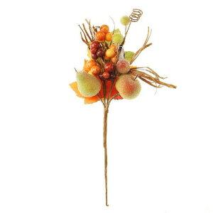 ハロウィンアレンジピック  フルーツベリー 2016秋冬飾りハロウィンリース・秋リース