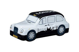 含含進口食品倫敦環山遊覽公路·汽車(餅幹)The London Taxi Company Infinity Brands(UK)罐的餅幹罐的短的面包(黄油15%配合)