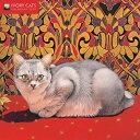 2020年アイボリーキャッツ スモールカレンダー[IvoryCats]ネコ・猫・ねこ・カレンダー・Lesley Anne Ivory 輸入カレ…