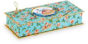 Rosineロジーンボックス8個 ブルー箱 Madame Delluc バレンタインチョコ ホワイトデーチョコ・ブランドチョコ・高級ベルギーチョコ