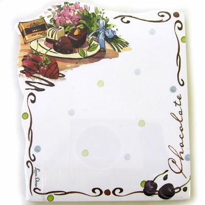 Lissom Design 付箋メモ チョコレートディライトSelf Adhesive SheetsChocolate Delights