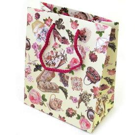 ペーパーバッグ ビクトリアS 手提げ紙袋[その他]紙袋・ラッピング・ギフト・