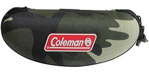 Coleman コールマン サングラス ケース CO07-3 カーキ ( カモフラージュ ) 【 送料無料 キャンプ アウトドア レジャー ケース 】
