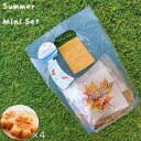 夏限定ミニセット(サマーバージョン)(フィナンシェ4個)【ギフト・プレゼント・会社・ラッピング・お菓子・ 洋菓子…