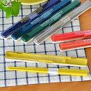 サブヒロモリ ブランシュクレ スリム箸&ケース 日本製 PCA1934 18cm おはしケース お箸 マイ箸 ケース付 スリム セッ…