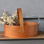 シェーカーボックスシェーカースイングハンドルボックス木製アクシス収納ボックス北欧かわいいシンプルおしゃれキッチン雑貨メイクボックス花器お茶セットアンティークカフェベーカリーアクセサリーナチュラルギフト