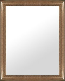 鏡 ミラー 壁掛け鏡 ウォールミラー:壁掛け鏡 ウォールミラー:LP722ブロンズ 特大サイズ