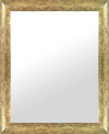 ゴールド 金 金箔 仕立ての 鏡 ミラー 壁掛け鏡 壁掛けミラー ウオールミラー:壁掛け鏡 ウォールミラー:LP722金箔 Mサイズ(フレームミラー 壁掛け 壁付け 姿見 姿見鏡 壁 おしゃれ エレガント 化粧鏡 アンティーク 玄関 玄関鏡 洗面所 トイレ 寝室 )