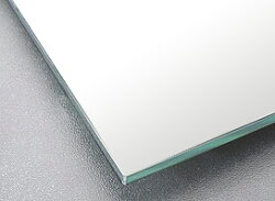 鏡・板鏡(長方形・正方形)(スーパークリアーミラー)(糸面取り加工)(板厚5ミリ)914mmx406mm