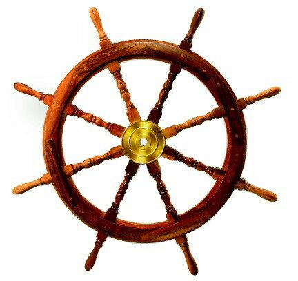 舵輪 ラット 舵 マリン 海 インテリア マリンインテリア:g-6g9003k0