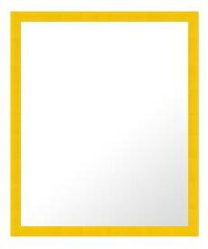 ユニークな色彩 鏡 壁掛け ミラー 337x439 長方形 国産 壁掛け鏡 壁掛けミラー ウォールミラー 姿見 鏡 全身 吊り下げ カラフル ポップなカラー おしゃれ 額 フレーム 額縁 角型 四角 四角形