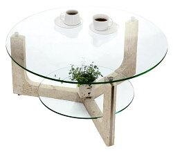 ガラス・テーブル、リビングテーブル、センターテーブル、コーヒーテーブル、ローテーブル:AR-MS-1
