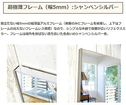 割れない鏡・リフェクス・リフェクスミラー・壁掛け鏡・ウオールミラー・姿見