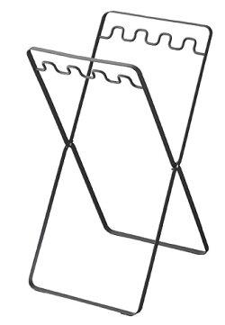 レジ袋スタンド、レジ袋ハンガー:0y634z1