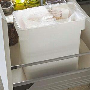 袋ごと入れてオシャレに保存。パッキンでしっかり密閉!キッチン用品 キッチン ラック(米びつ ライス ストッカー お米 収納 約5kg):3y37z5