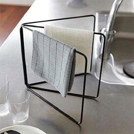 折り畳み布巾ハンガー タオルハンガー タオル掛け タオルレール タオルバー:2y78z8