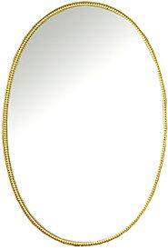 円形 オーバル の 鏡 ミラー 壁掛け鏡 壁掛けミラー ウオールミラー:エレガンス a-2008n(フレームミラー 壁掛け 壁付け 姿見 姿見鏡 壁 おしゃれ エレガント 化粧鏡 アンティーク 玄関 玄関鏡 洗面所 トイレ 寝室 )