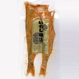 米糠、糀を用いて塩蔵させた特産品「糠いわし」41-10【 お土産】