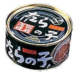 たらの子 うま煮缶詰 1缶【あす楽対応_】【福井 お土産 たらこ】