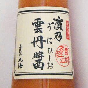 ■小浜丸海 魚醤 うにひしお雲丹ひしお140g