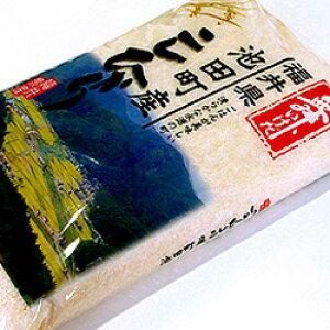 【令和2年度新米】池田町産 コシヒカリ 舞いけだ10kg化粧箱なし【同送不可】