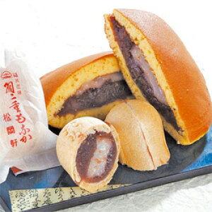 羽二重もなかと羽二重どら焼きセット(松岡軒)和菓子 福井県