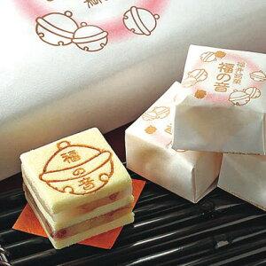 福の音(くるみ、カステラ、羽二重餅のハーモニー)18-6 福井県