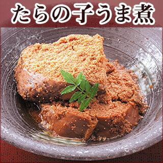 たらの子うま煮缶詰3個バラ箱なし福井 お土産(おみやげ)福井県/名産品