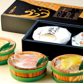 ★小浜丸海 笹漬膳 3点セット7-4【送料無料】