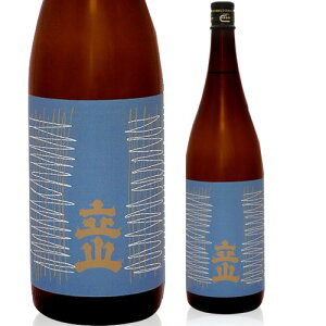 富山県を代表する酒蔵 立山酒造銀嶺立山 特別本醸造酒 1800ミリ