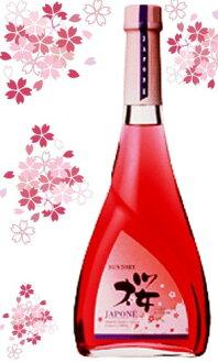 JAPONE SAKURA japone樱花力娇酒