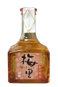 【あす楽】中村酒造 日榮 梅里ばいり 150ミリ