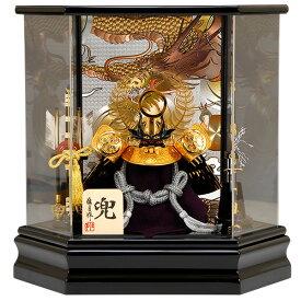 五月人形 佳月 K-108 徳川家康 兜ケース飾り 端午の節句 5月人形【2020年度新作】