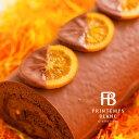 ハロウィン ギフト チョコケーキ ロールケーキショコランジュ 送料無料スイーツランキング1位獲得! プレゼントチョコ…
