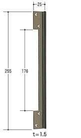 エスカッション ガードプレート CB ノブ取付調整部品