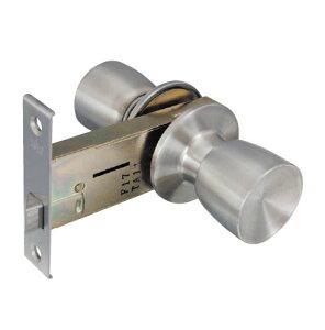 ドアノブ 室内/空錠【MIWA/美和ロック】【Y.K.K】HBZ-0 室内の鍵 取替 交換