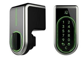 スマホで開閉 鍵 スマートロック Ninjalock2 キーパッドセット 簡単取付 工事不要 Linough ニンジャロック2