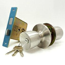 【U9シリンダー MIWA-HMタイプ交換用ノブ・ケースセット】U9-HMD-1 ドアノブ 鍵付き ケース・ノブセット シリンダー miwa 取替え 鍵 交換